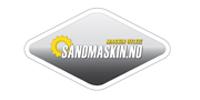 Sandmaskin