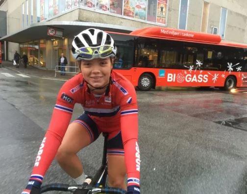 Foto: Norges Cykleforbund
